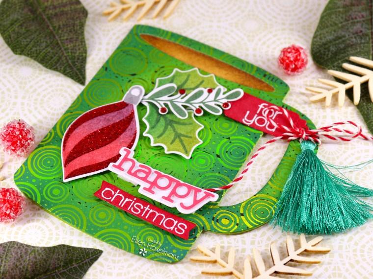 Happy Holiday Mug Card
