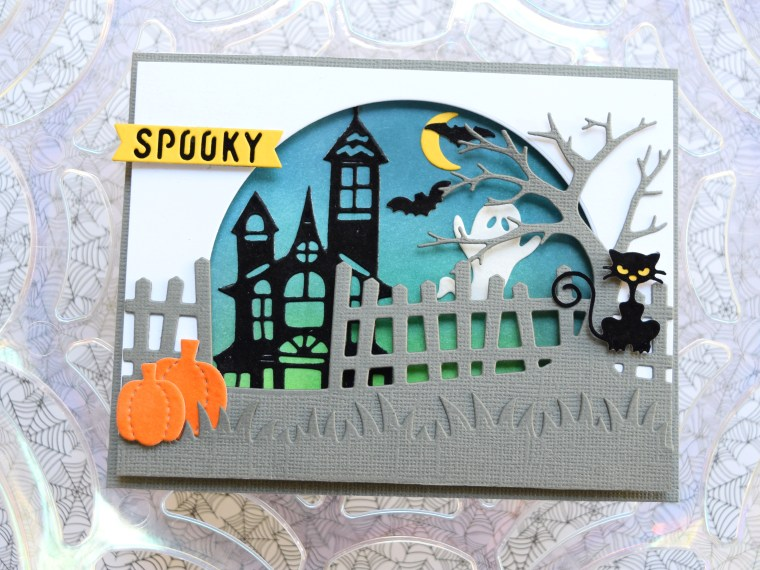 Quick to Make Halloween Card