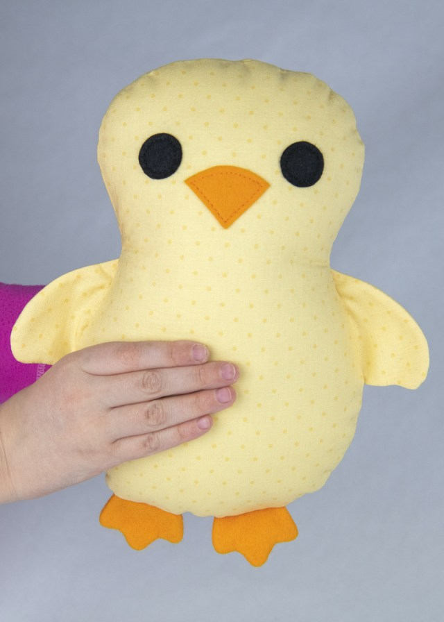 easter-chick-softie-finished