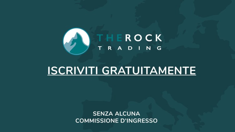 Come registrarsi grauitamente su The Rock Trading