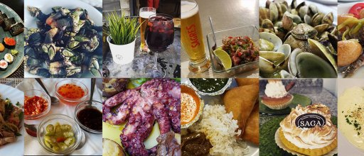 The Foods of Lisbon