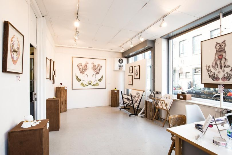 Gallery Space for rent in London
