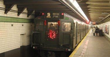 NYC-Subway-Train