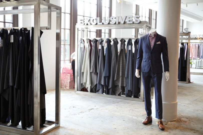Indochino Pop-Up Store 2