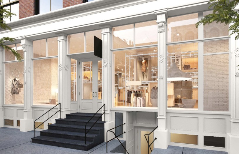Storefront provides unique opportunity to book premium retail space on aluminum homes, landscaping homes, residential homes, real estate homes, mirror homes,