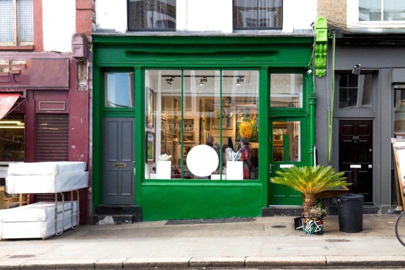 Pop-Up Art Gallery Notting Hill