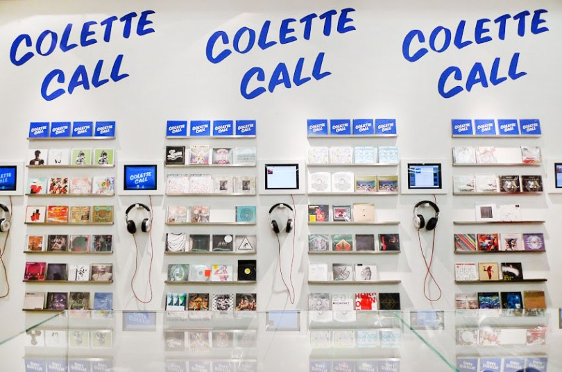 Colette Paris Music for Pop-Up Store