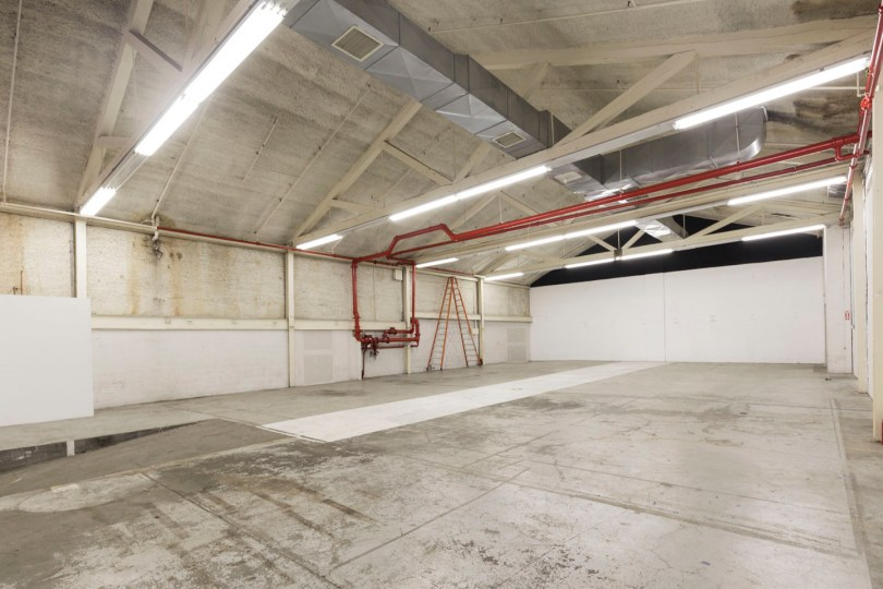 Warehouse Space in Williamsburg