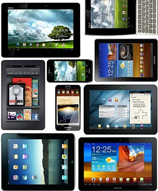 Does Size Really Matter (for Tablet Screens, that is)? - The