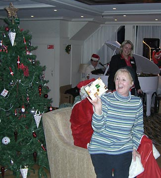 As you can see, Brenda (and her husband) enjoyed their Christmas cruise tremendously, back in 2009.  Indeed, they enjoyed it so much, they are coming again this year.  Why not join them and other Travel Insiders, and share a similarly enjoyable experience this December.