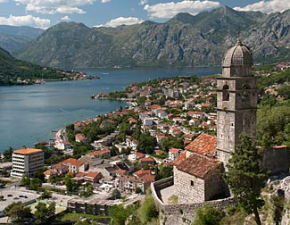 Beyond beautiful - the World Heritage listed town of Kotor in Montenegro