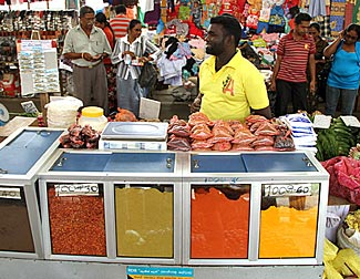 We'll see spices galore at general and specialty spice markets on our 2014 Sri Lanka Tour.