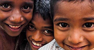 A warm smile and welcome from both children and adults is part of your Sri Lankan experience.  Yes, the natives are definitely friendly.