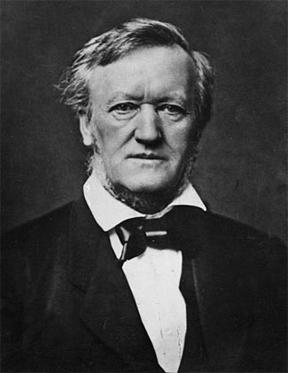 Wilhelm Richard Wagner, 1813-1883 - possibly the world's greatest composer.