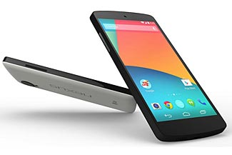 Yes, the new Nexus 5 looks lovely.  But when actually using the phone, some ugly inadequacies become troublesome.