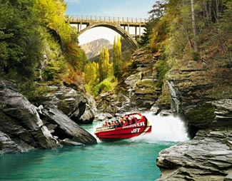 Queenstown claims to be the jetboating capital of the world.  We tell you which ride to choose and why.