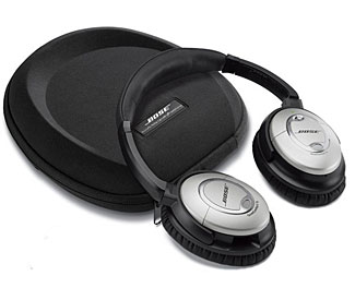 The Bose QC15 noise cancelling headphones are definitely the best ones out there.