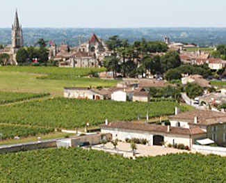 We tour the celebrated Pomerol and St Emilion districts in Bordeaux, including a wine tasting in a traditional cave/cellar, as part of our French river cruise.