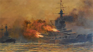 It is the 100th anniversary of the Battle of Jutland.