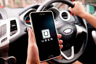 Is Uber the wave of the future, or another short term bubble that will soon pop?