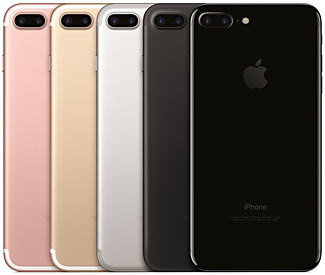 A dual lensed camera on the bigger screened iPhone 7+ and a new color (black, only slightly different to the grey already offered) are two of the trivial changes offered in the new model iPhone.