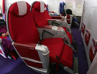 Virgin Premium Economy