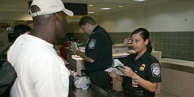 The Evolving Madness of Customs Searches