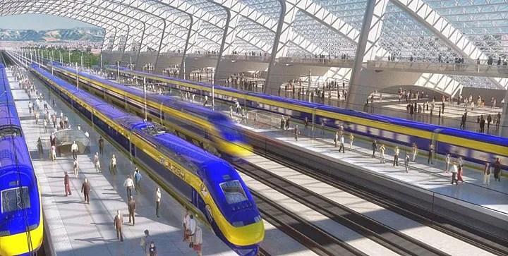 California's Downsized High Speed Rail Plan