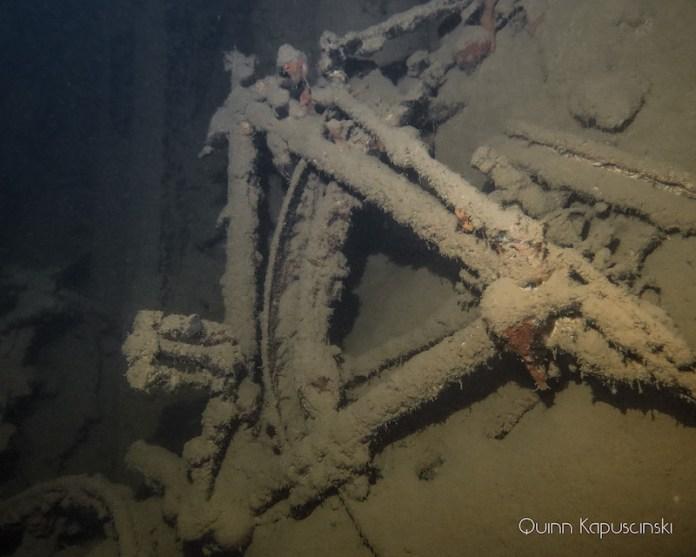 Irako Coron diving spot