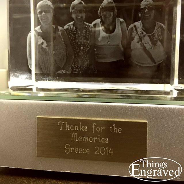 Things Engraved 3d glass block 2 blog andIG