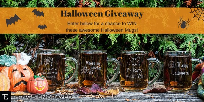 Halloween Giveaway contest 1