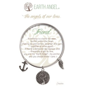 Earth Angel Friend Bracelet