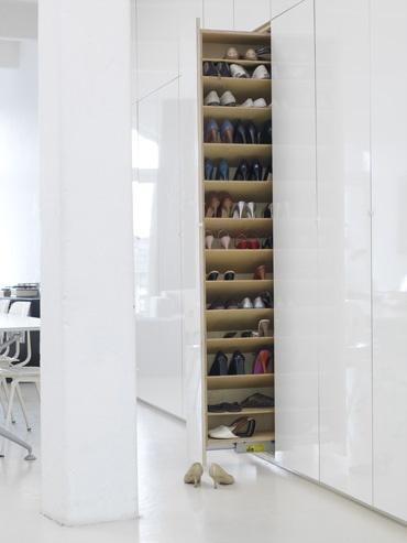 Voici comment fabriquer un meuble de rangement tourniquet pour vos chaussures. 39 Bonnes Idees Pour Ranger Ses Chaussures