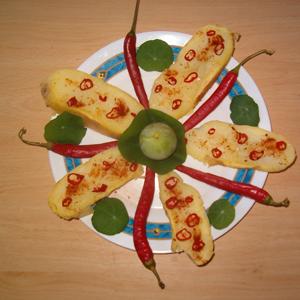 Potato recipe competition – Spanish Hot Potatoes
