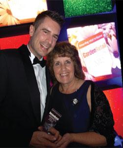 Garden Retail 'Best New Plant' 2012 Award goes to foxglove 'Illumination Pink'