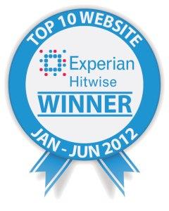 Thompson & Morgan wins Experian Hitwise award