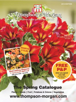 New look Spring Catalogue is 'one-stop shop' for gardeners