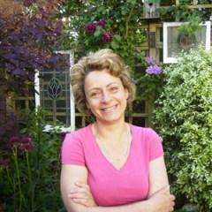 Customer trial panel member Caroline Broome