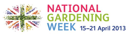 National Gardening Week 15th-21st April 2013