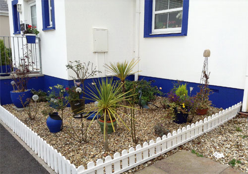 Johnston in Bloom Small Front Garden competition