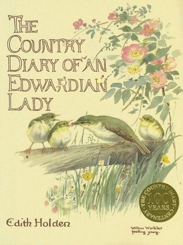 cover of the book by edith holden