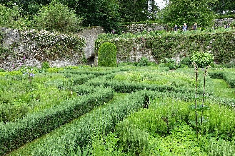 haddon hall winter gardens