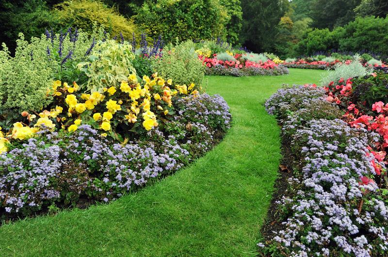 inspiring gardens