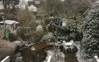 ….And It Was All Going Snow Well!