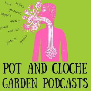 Logo of Pots and Cloche Garden Podcasts