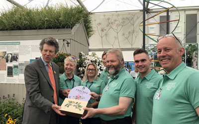Best In Class – Another Award for Chelsea Garden