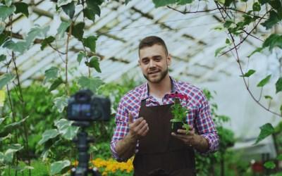 Ten top YouTube gardening channels