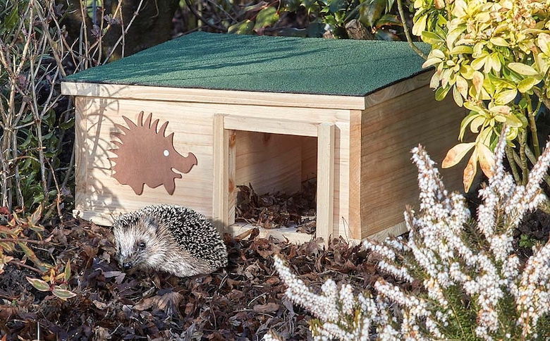 Garden Life Hedgehog House from Thompson & Morgan