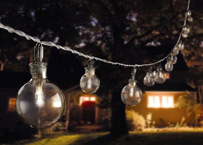 Garden style 2020 lighting