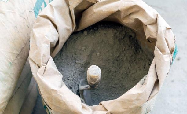 como armazenar cimento